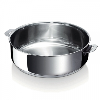 140x140 - Sauteuse inox chef evolution