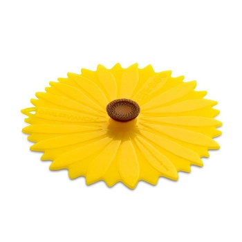 140x140 - Couvercle en Silicone Tournesol Charles Viancin