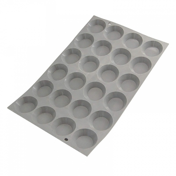 140x140 - Elastomoule mini tartelettes DE BUYER