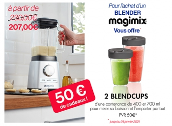 140x102 - Power Blender Magimix